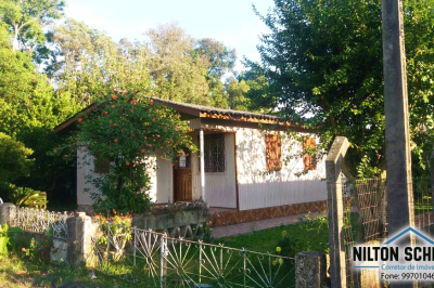 Casa de madeira - Bom Retiro do Sul